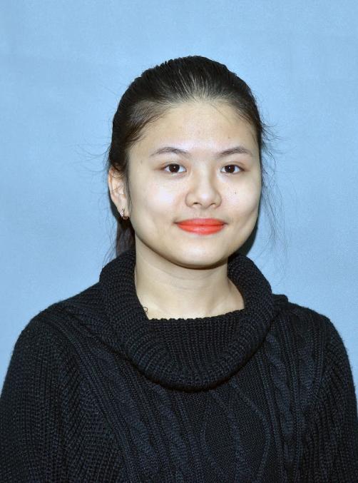 Cô Hoàng Thị Thanh Huyền