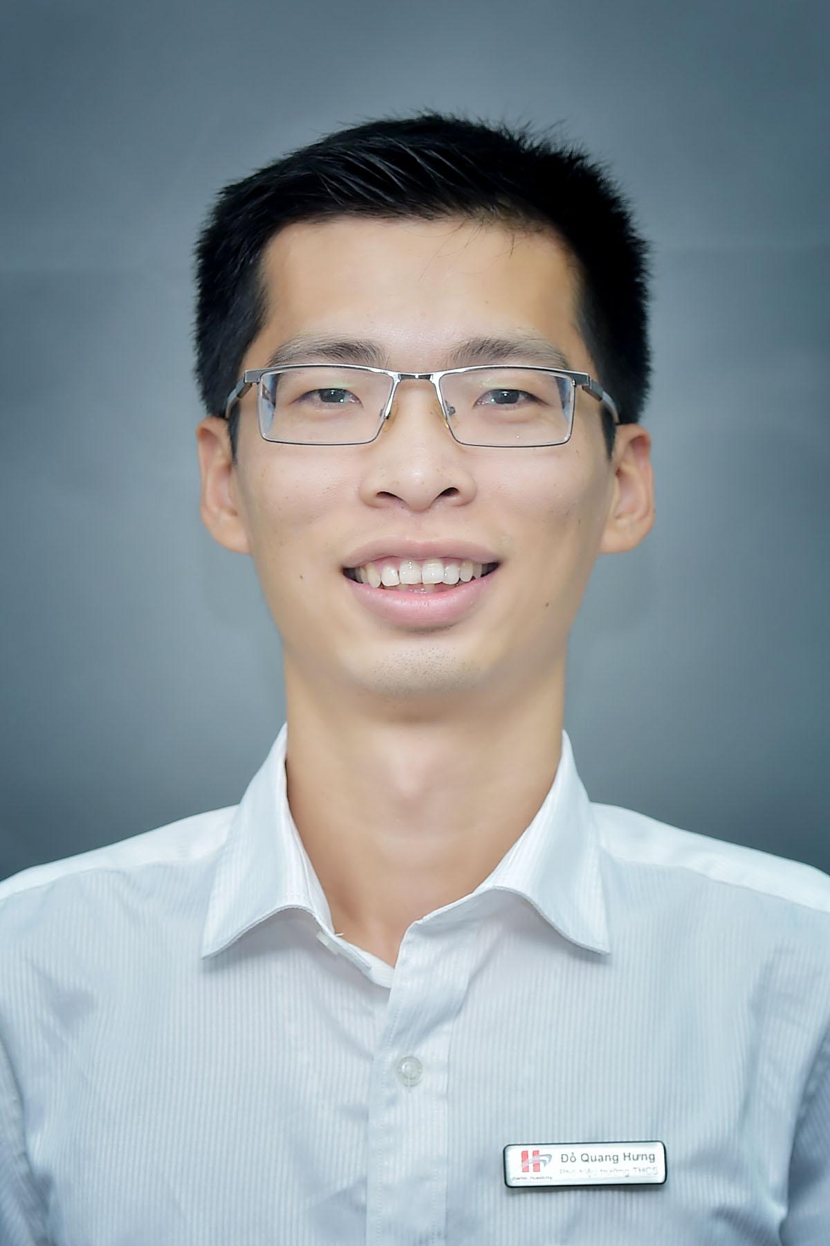 Thầy Đỗ Quang Hưng