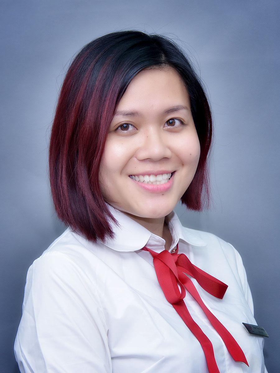 Cô Trần Thị Thu Trang