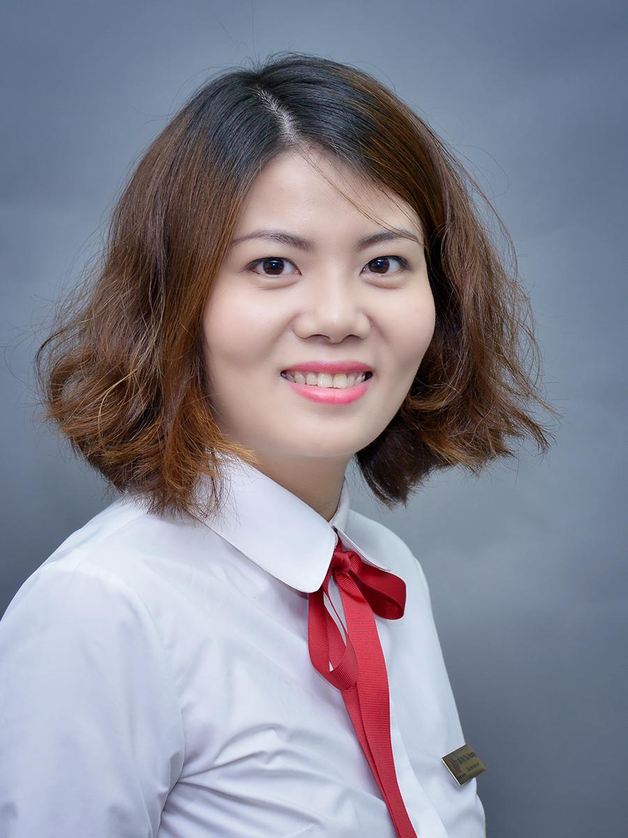 Cô Đỗ Thị Thu Hương