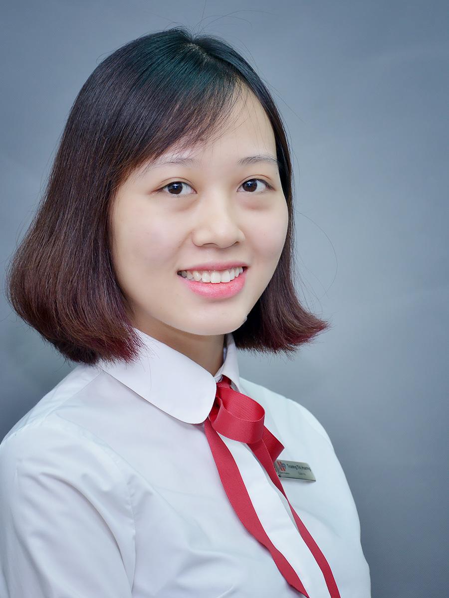 Cô Trương Thị Hương