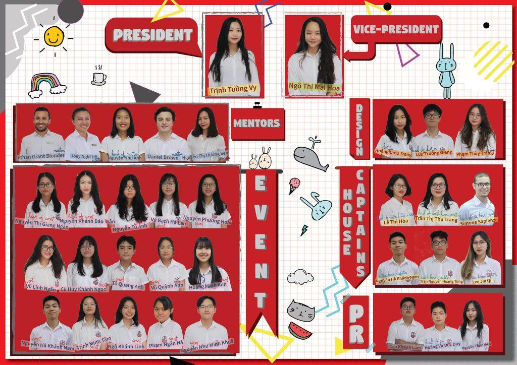 Hội Học sinh (HASC)