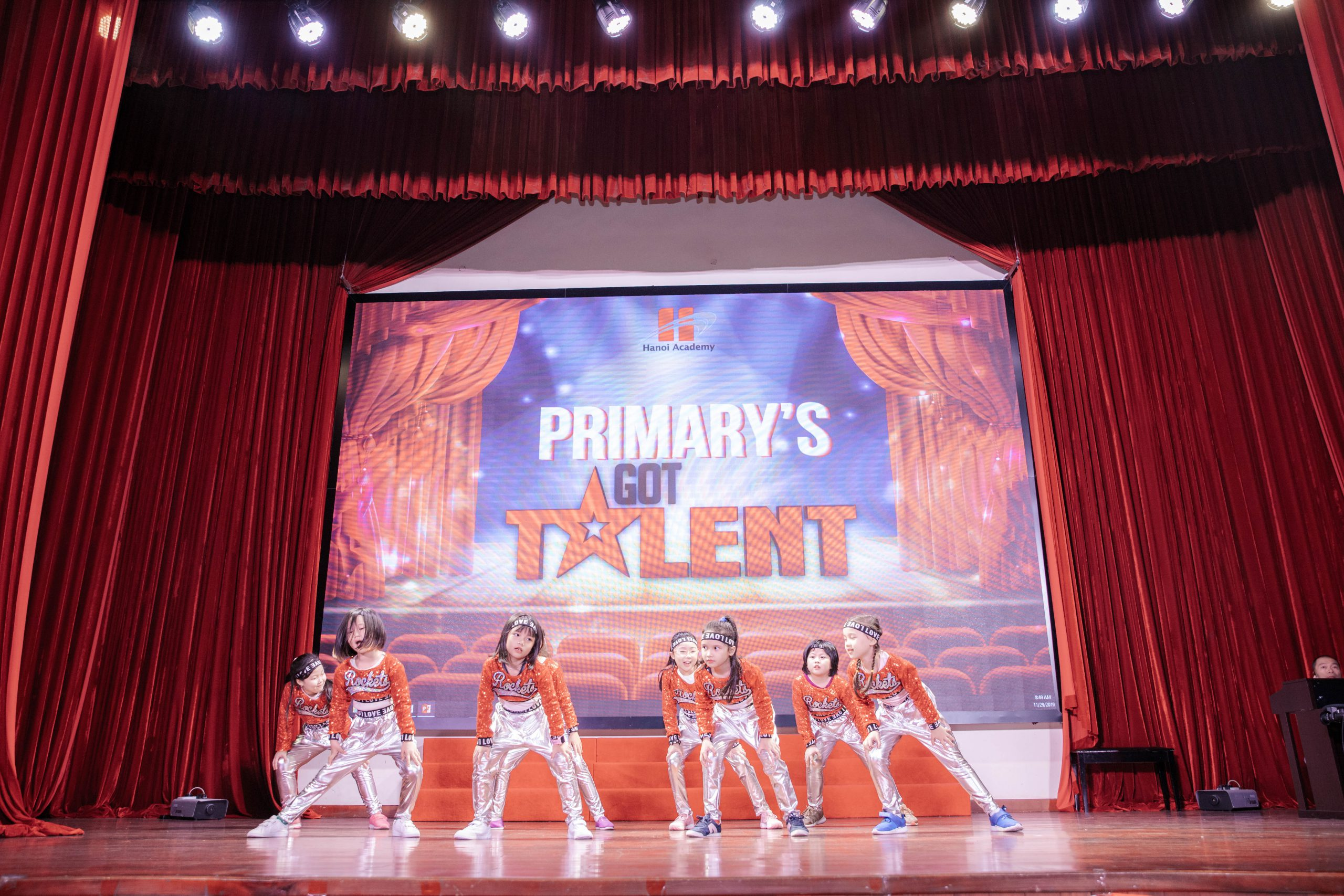 HA Primary's Got Talent 2019