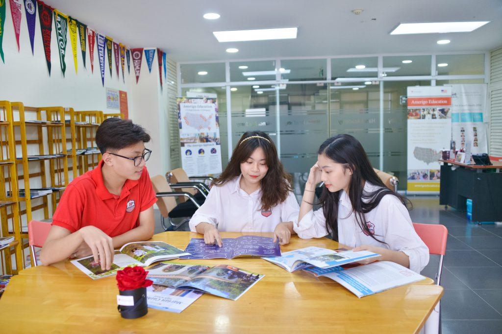 Ngày hội Tuyển sinh trường Hanoi Academy