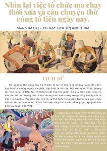 Dự án thiết kế báo – tạp chí khối Trung học Hanoi Academy