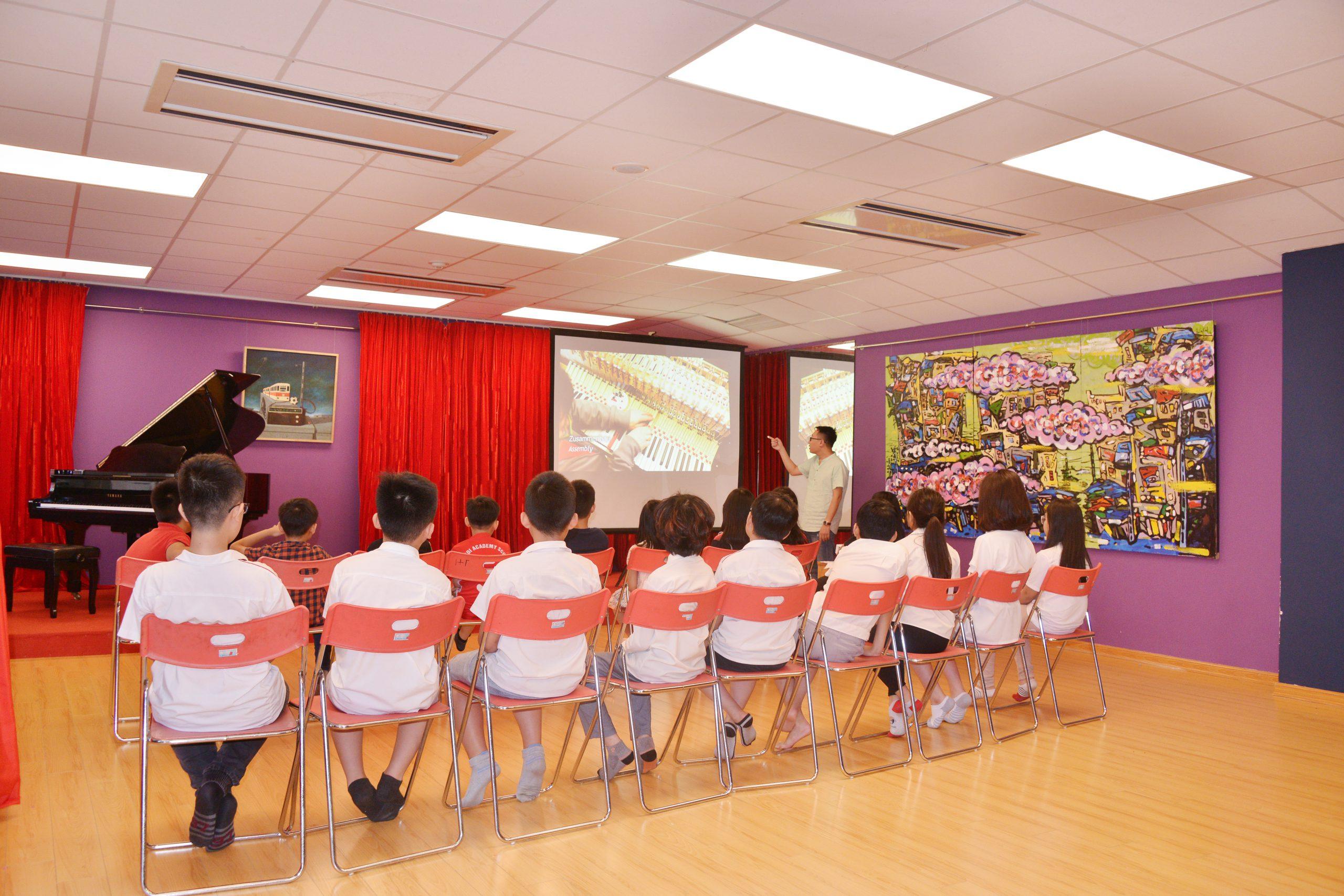 Tuyển sinh lớp 6 năm học 2020 – 2021