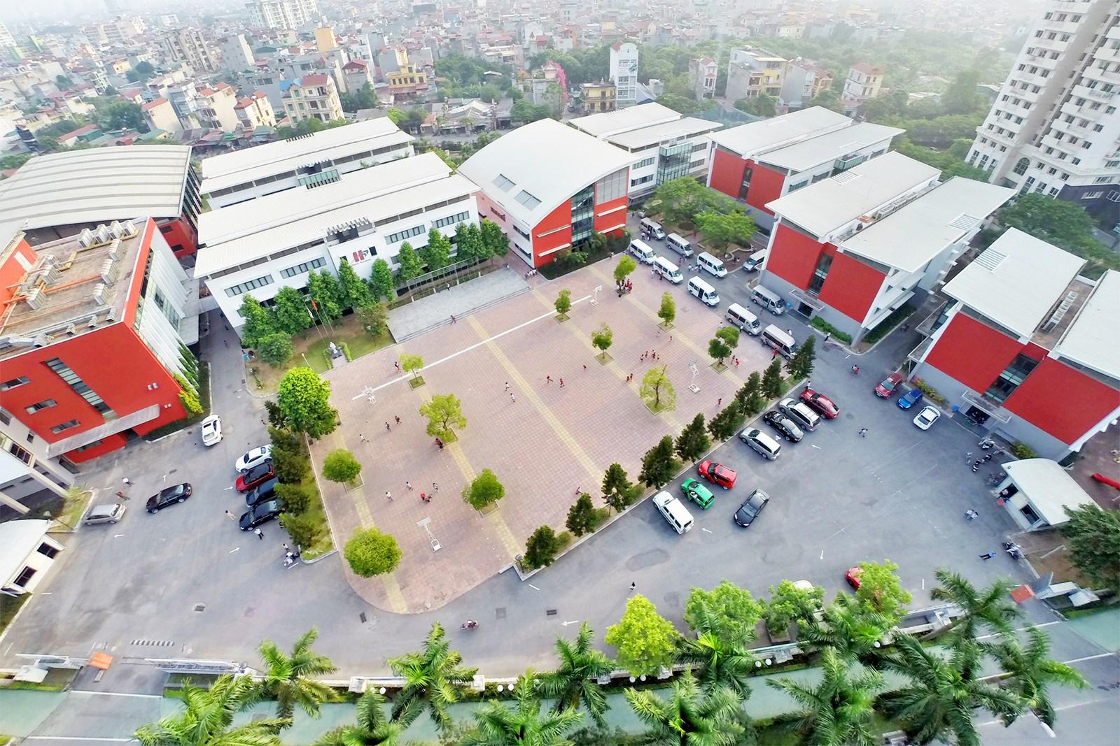 Giới thiệu Trường Song ngữ Quốc tế Hanoi Academy