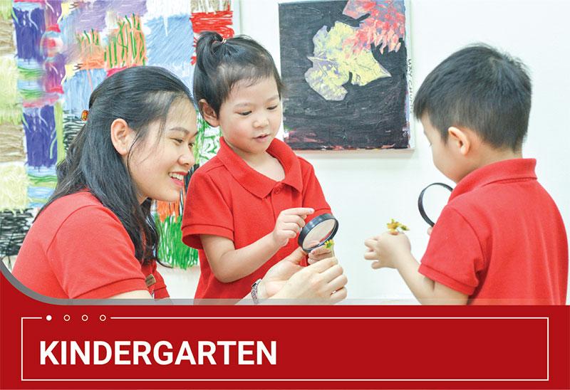 Kindergarten Hanoi Academy Home