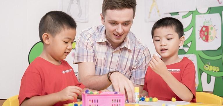Phương pháp học tập tại trường song ngữ quốc tế Trường Song ngữ Quốc tế Hanoi Academy và phương pháp giảng dạy Tiếng Anh