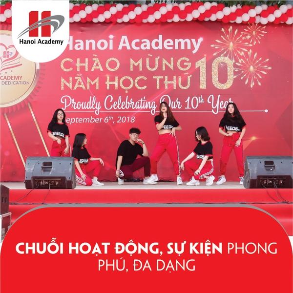 trường hanoi academy 6 Trường Hanoi Academy và 12er đảm bảo tiến độ học tập trong mùa dịch