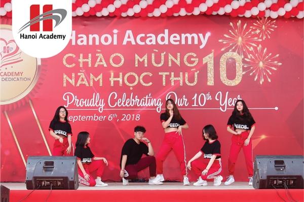 trường quốc tế academy 6 Trường Academy Hà Nội tổ chức hội thảo tuyển sinh lớp 1 trực tuyến