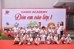 Trường Academy Hà Nội 3 Hello Grade 1 – Cùng con tự tin vào lớp 1