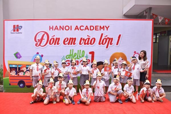 Trường Academy Hà Nội 3 Hello Grade 1 – Cùng con tự tin vào lớp 1 Trang chủ