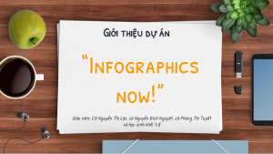 """Dự án ngữ văn khối 7- 8:  """"INFOGRAPHICS NOW!""""- Thiết kế infographic kiến thức Ngữ Văn"""