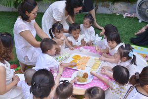 Chương trình Vui tết Trung Thu 2018 cùng Hanoi Academy