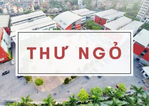 Thư ngỏ gửi Phụ huynh học sinh trường Hanoi Academy
