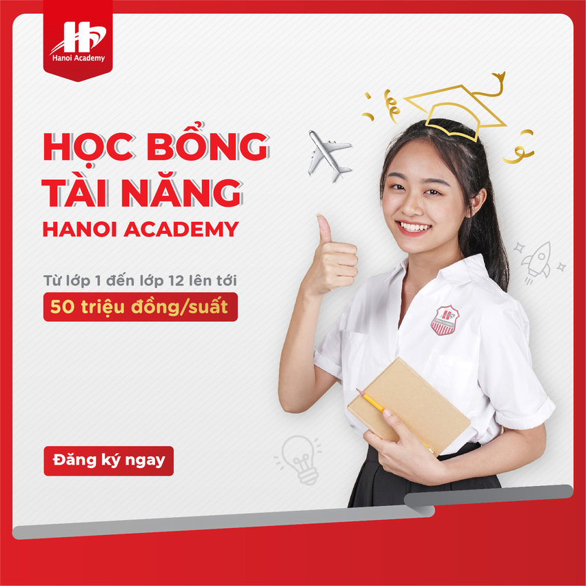Hanoi Academy Talent Scholarship Home