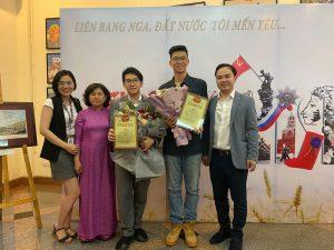 Học sinh Hanoi Academy đạt học bổng tại đại học của Liên Bang Nga
