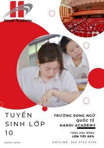 Hanoi Academy: Văn học và tính ứng dụng