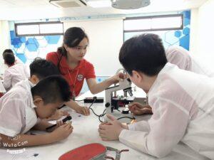 Stem – Học mà chơi, chơi mà học cùng thầy và trò Hanoi Academy