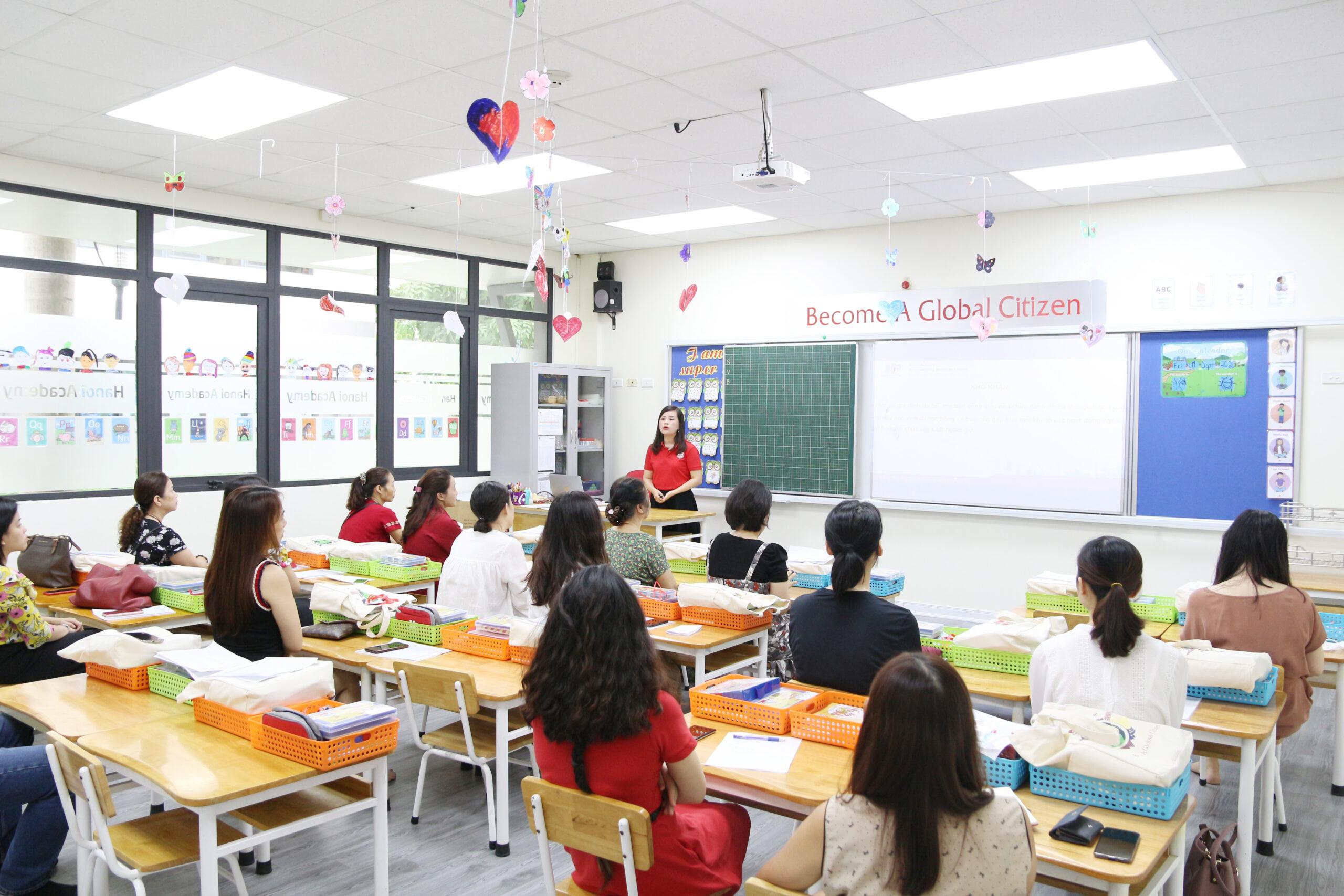 Buổi họp phụ huynh chào năm học mới 2020 – 2021