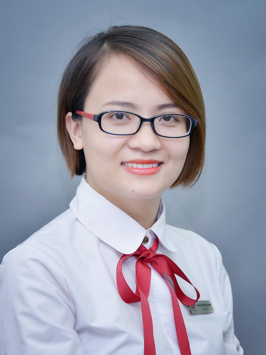 Cô Lương Hồng Hạnh