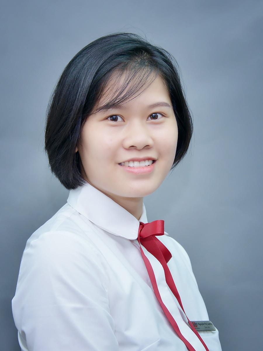 Cô Nguyễn Thị Lương