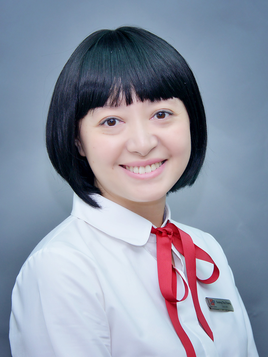 Cô Dương Thu Trang