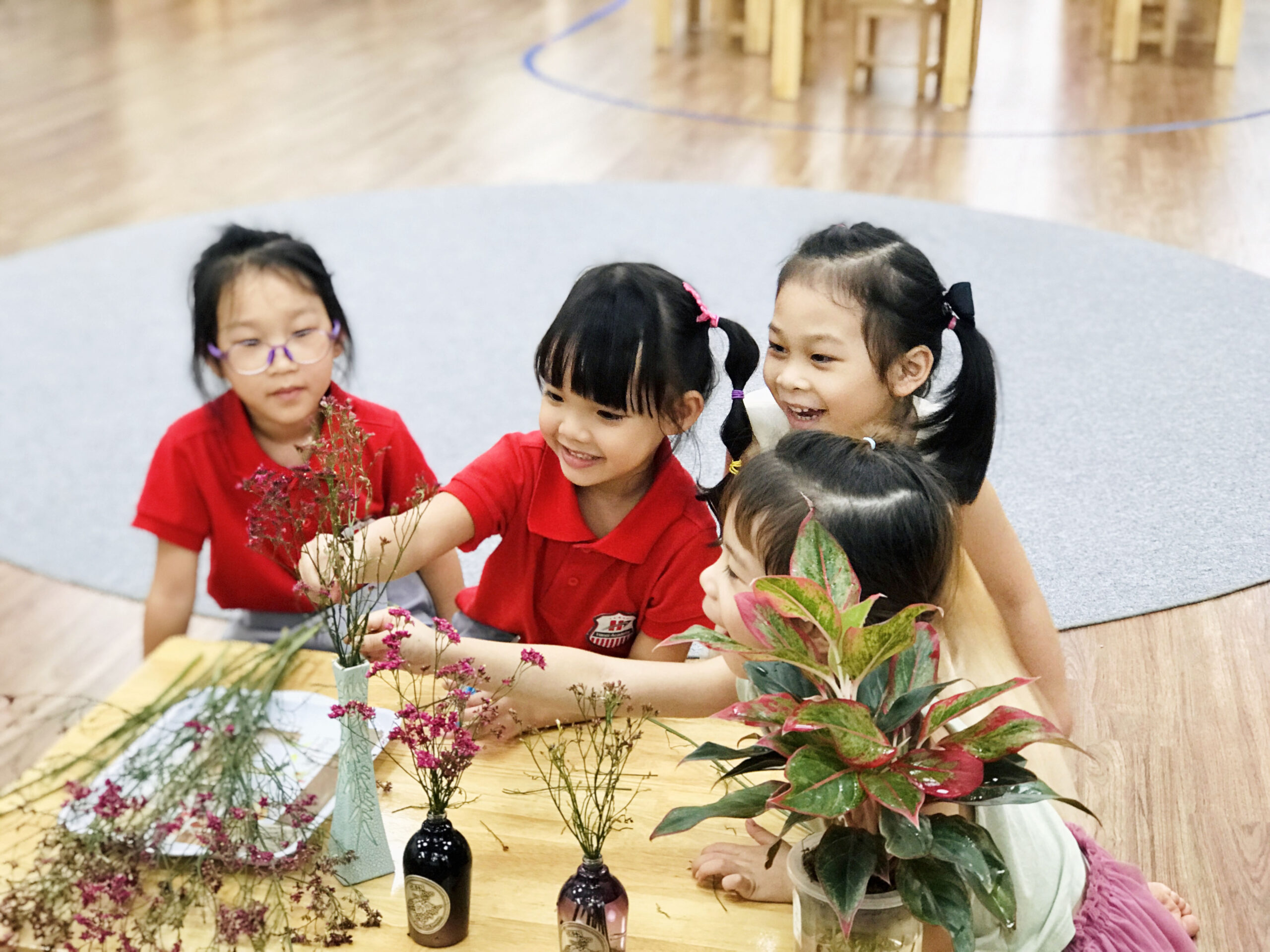 7 cách nói theo Montessori giúp trẻ tự lập Trang chủ
