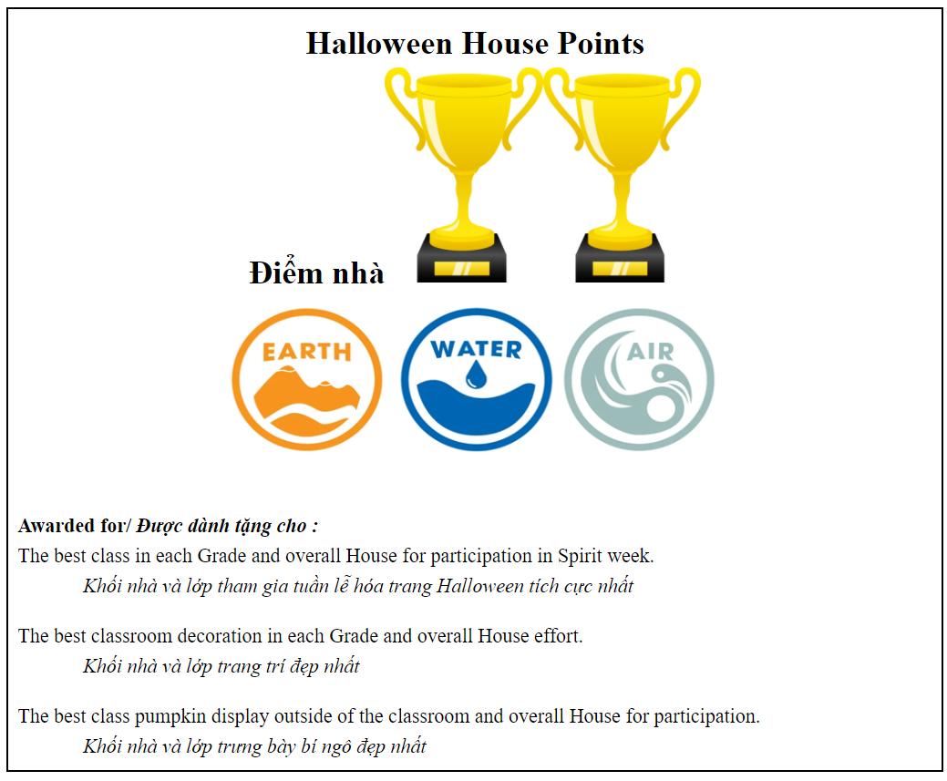 Lễ Hội Halloween 2020 – Khối Tiểu học Trang chủ