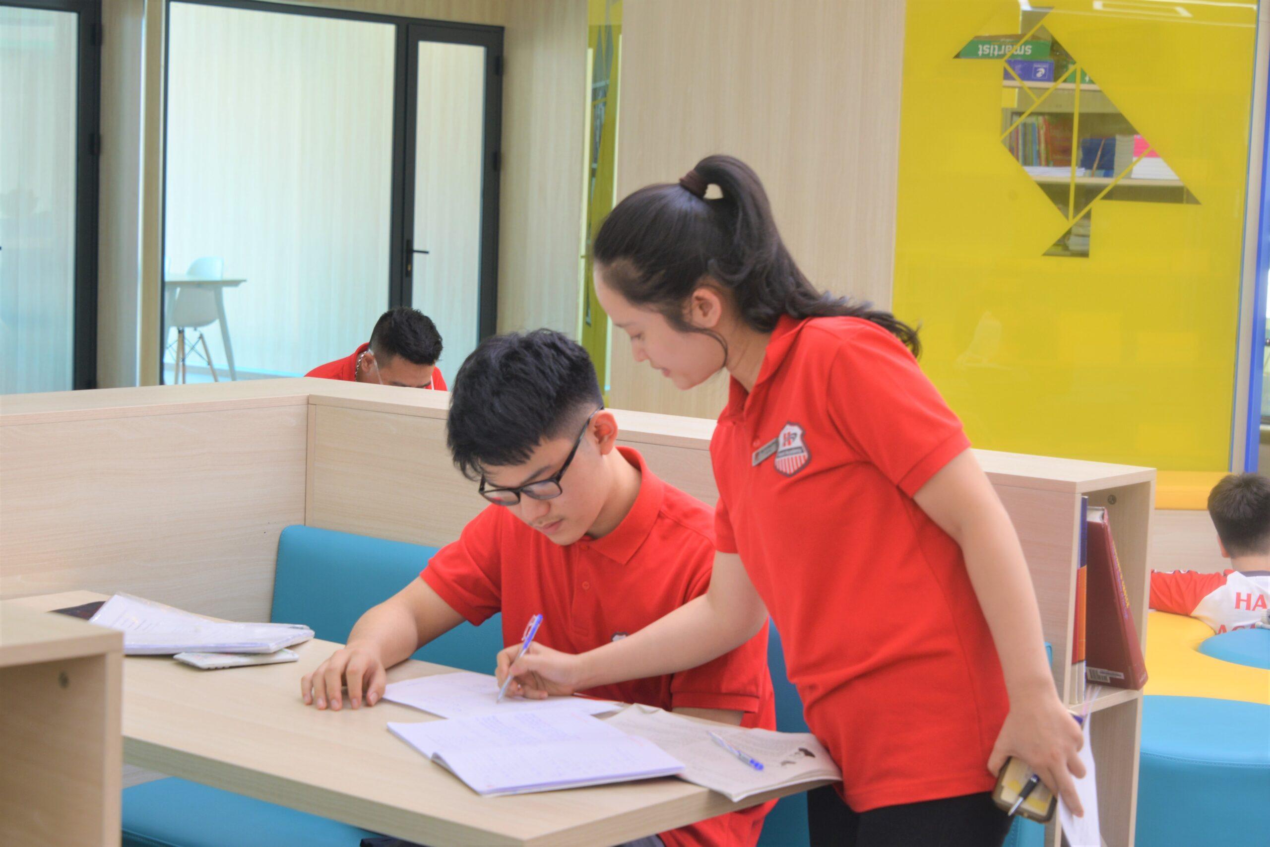 Lan tỏa văn hóa đọc ở Hanoi Academy Trang chủ