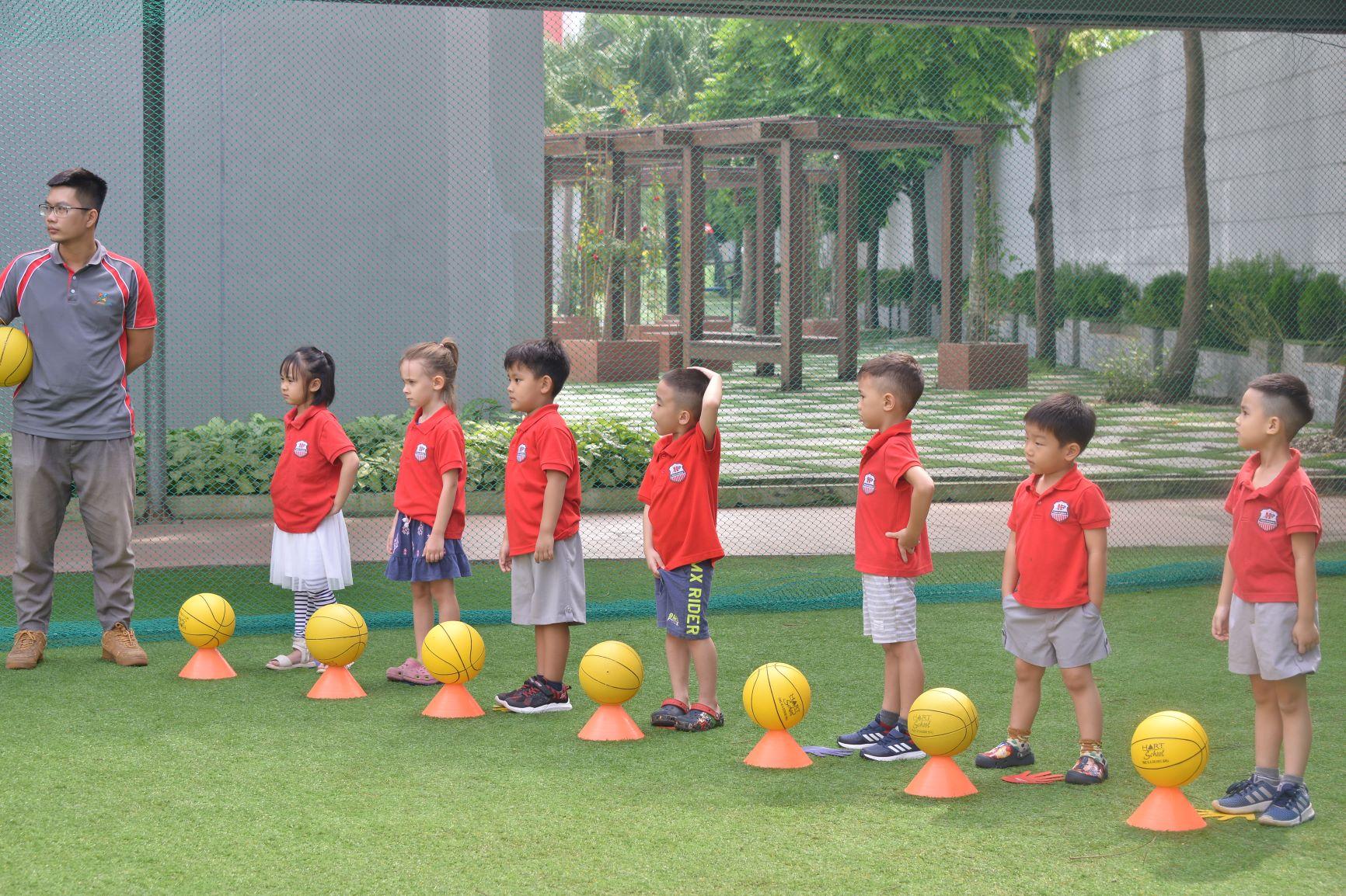 Những kỹ năng cần thiết cho trẻ trong độ tuổi từ 3 -5