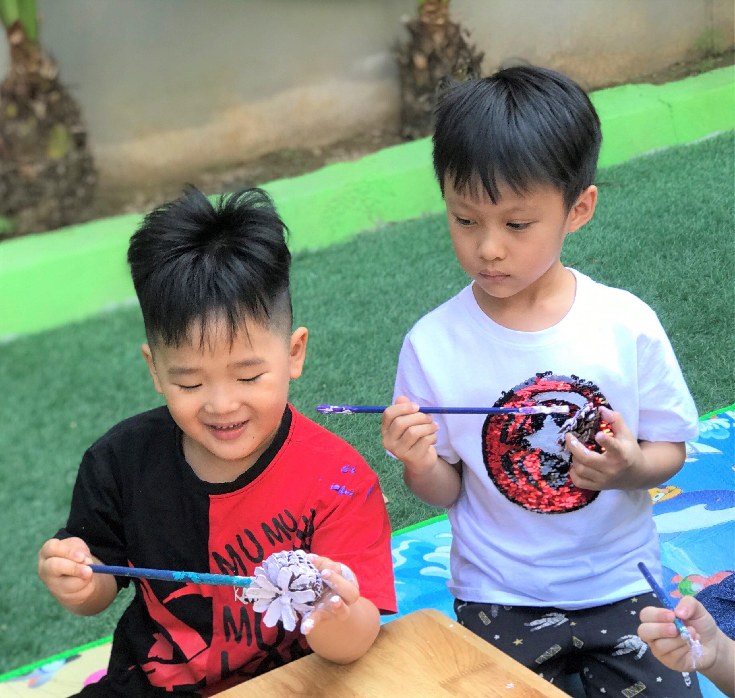 Ngàn lời tri ân gửi tới cô giáo từ học sinh Khối Mẫu Giáo Hanoi Academy