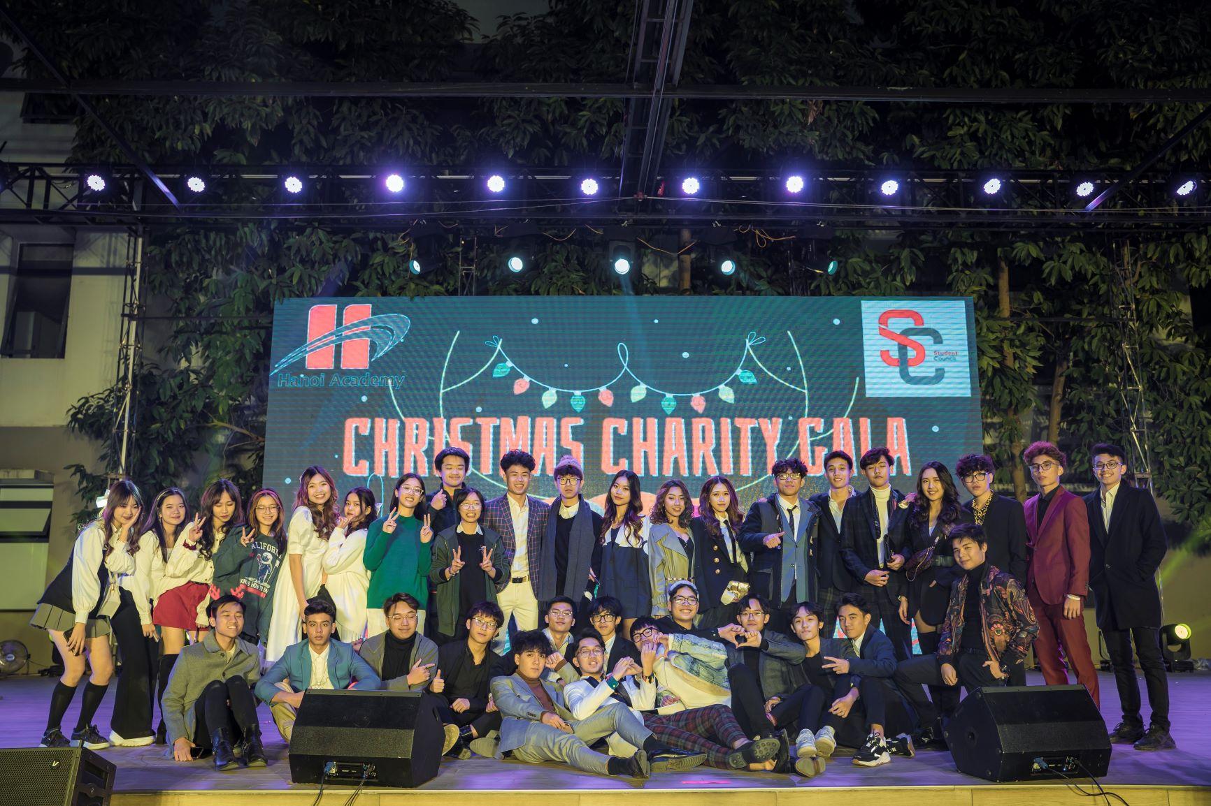 Christmas Charity Gala – Đêm nhạc của những giấc mơ Trang chủ