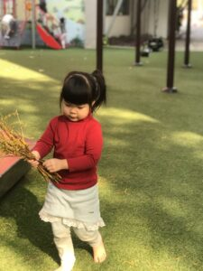 Một ngày đẹp trời của bé tại trường Mầm Non Hanoi Academy