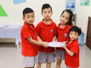 Đón Tết Hàn Thực cùng các bạn nhỏ trường Hanoi Academy