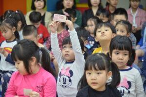 Múa rối bóng – Những buổi biểu diễn nghệ thuật của các cô giáo trường MN Hanoi Academy.