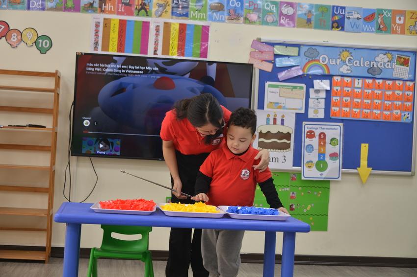 Hanoi Academy – Ngôi nhà thứ 2 thân thương con