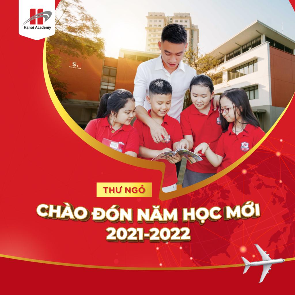 Thông báo kế hoạch học tập năm học 2021-2022